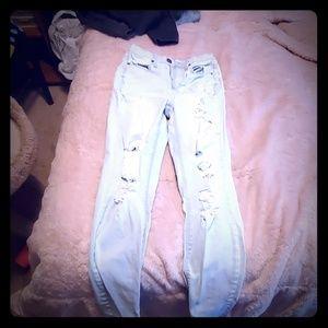 Mudd flex stretch size 0 skinny jeans